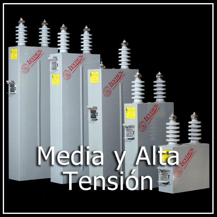 Media y Alta Tensión