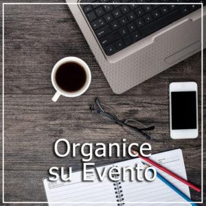 Organice su evento